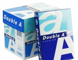 GIẤY A4 DOUBLE A (80gsm)